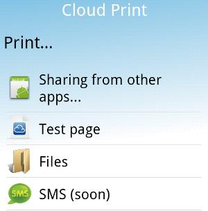 prjnt web page as pdf save to dropbox