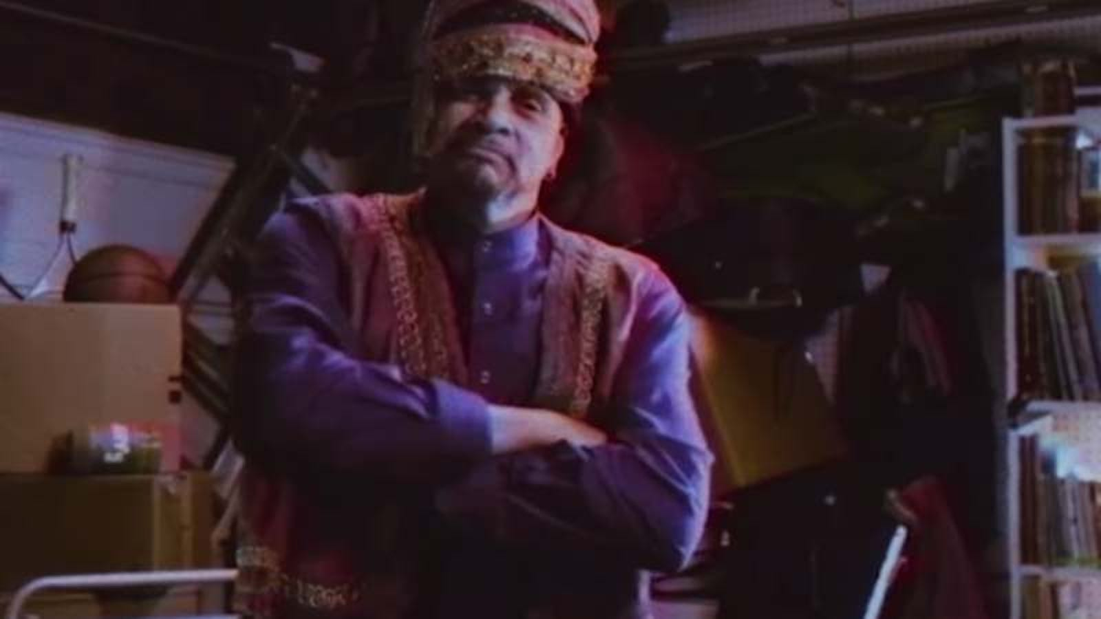 sinbad created a fake version of that  u201990s genie movie