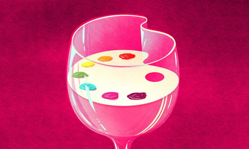 Faux van gogh and pinot grigio the rise of paint and sip for Sip and paint