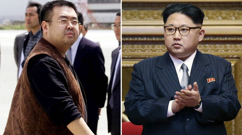 Kim Jong Un's Half Brother Kim Jong Nam, Killed With VX Nerve Agent, Was Reportedly CIA Informant