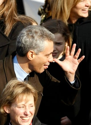 """Illustration for article titled Heard On The McLaughlin Group: Rahm Emanuel """"Destined for Political Oblivion by the End of 2010"""""""