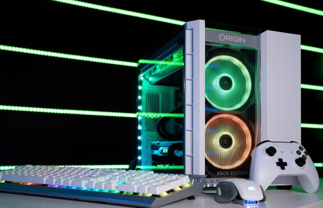 New Gaming PC Comes With Built-In Xbox One or PS4