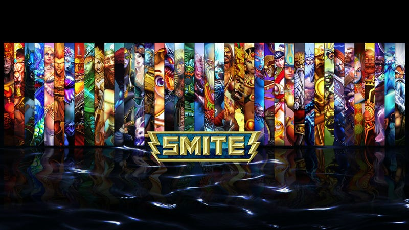 Illustration for article titled SMITE, Anyone?
