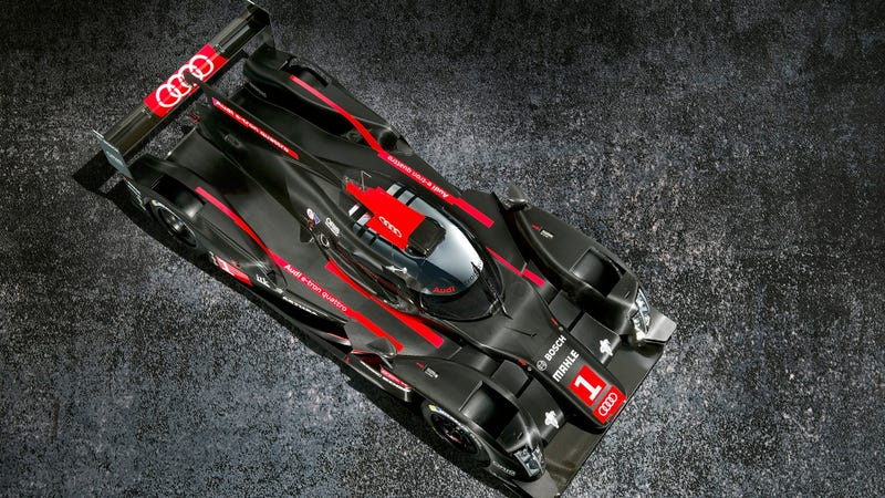 Illustration for article titled The Beautiful Engineering Behind Audi's 15 Years At Le Mans