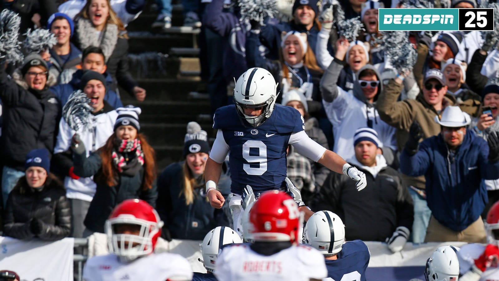 Penn State Lost A Certified Demigod And It's Still Going To Be Great