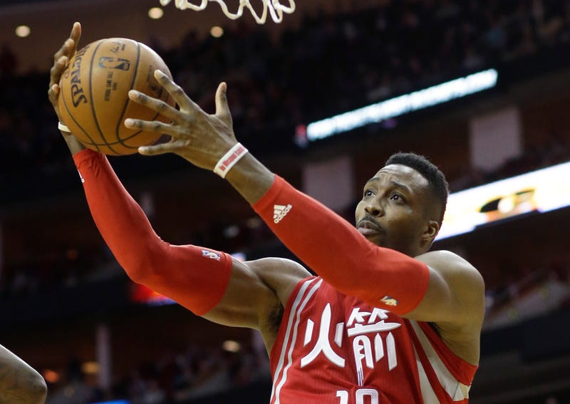 Illustration for article titled The Rockets Couldn't Dump Dwight Howard, So What Now?