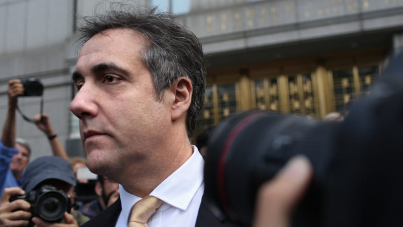 Illustration for article titled Michael Cohen Pleads Guilty to Being a Big Liar