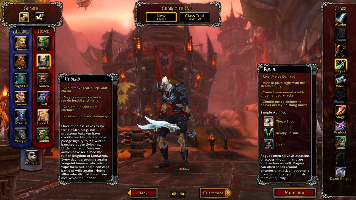 Best Class For Blood Elf 2019 How To Get Into World Of Warcraft In 2018