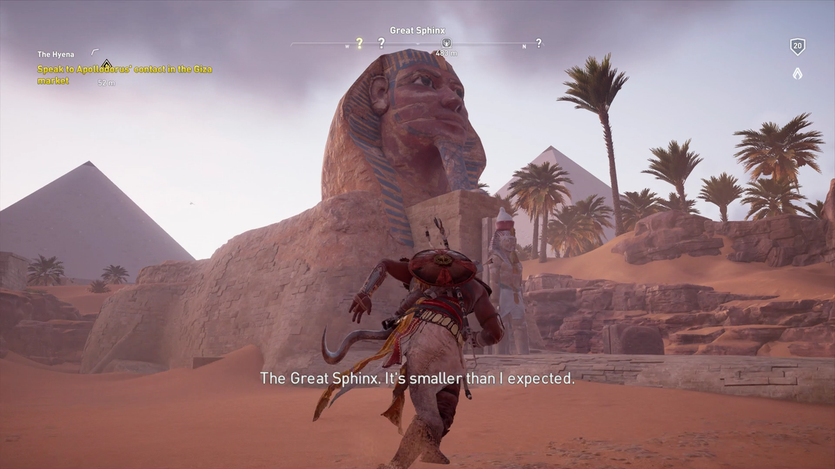 Tips For Playing Assassin's Creed Origins [Updated!]