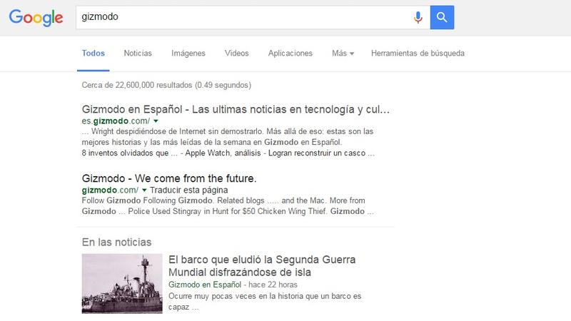 Illustration for article titled ¿Los enlaces de Google te salen negros en vez de azules? Así puedes desactivarlo