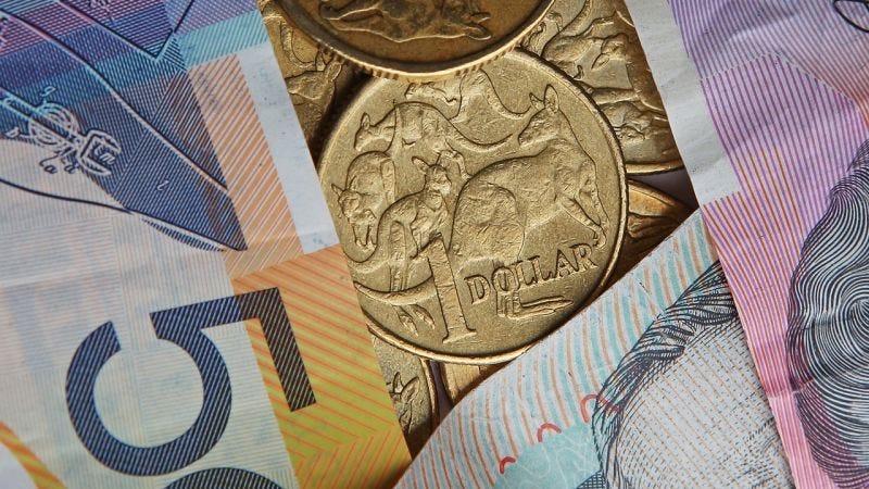 Illustration for article titled Hacia un mundo sin billetes: Australia prohibe usar efectivo en pagos superiores a 10.000 dólares
