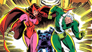 Illustration for article titled Joss Whedon hints Quicksilver and Scarlet Witch are in Avengers 2
