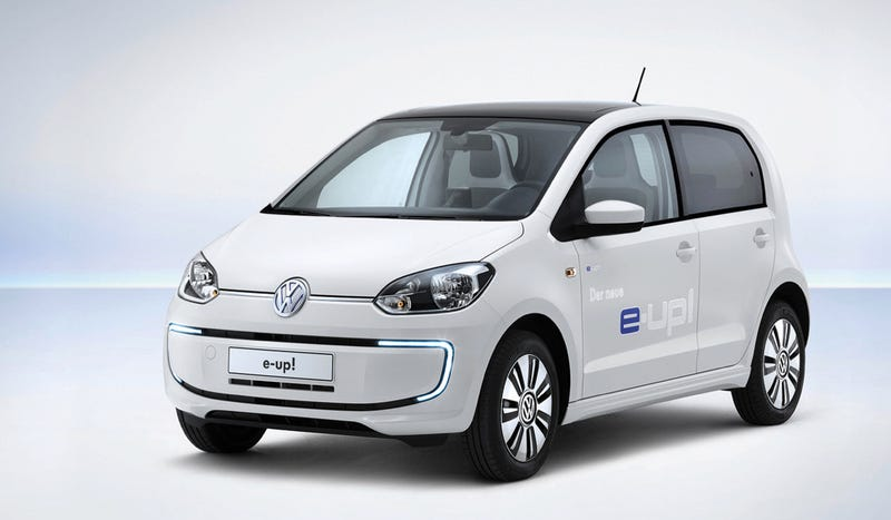 Illustration for article titled The Volkswagen Twin-Up Concept Will Be An XL1 You Can See Out Of