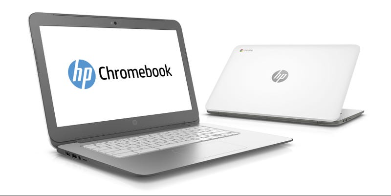 Illustration for article titled HP's Chromebook 14 Gets a Big Time Tegra K1 Boost