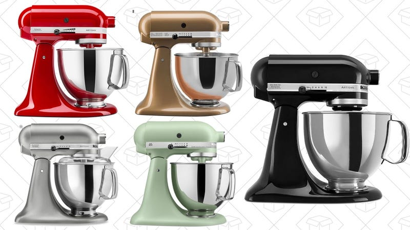 Refurb KitchenAid Artisan Tilt Stand Mixer, 5-QT | $170 | eBay