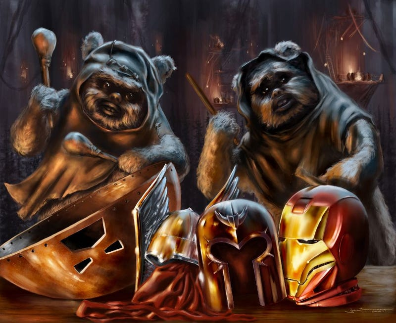 Illustration for article titled Disney May Be Thinking About Marvel And Star Wars TV Channels