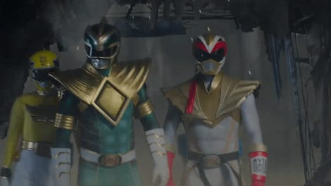 The Newest Promo For Power Rangers Beast Morphers Is An