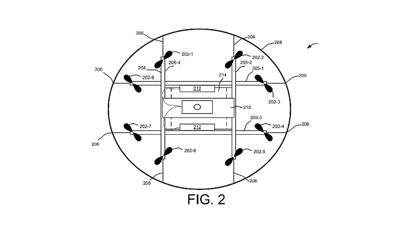 Illustration for article titled Amazon's Drone Delivery Patent Just Feels Like Trolling At This Point