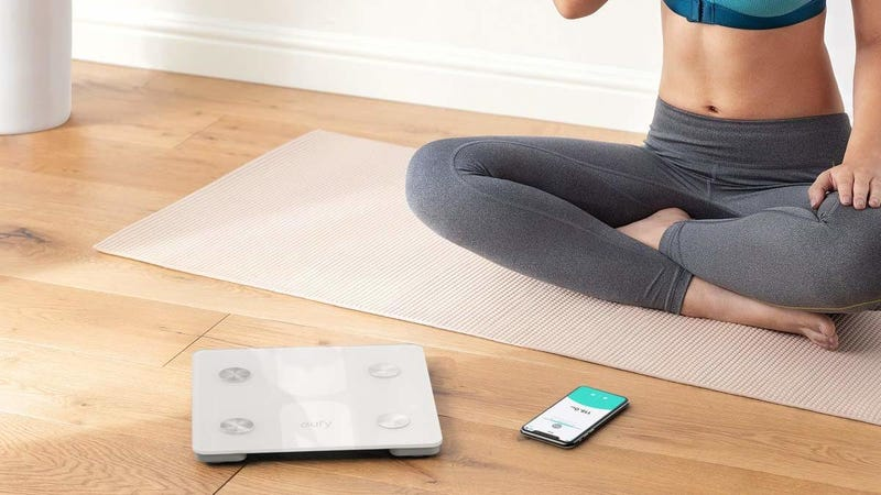 Eufy BodySense C1 Smart Scale | $24 | Amazon | Clip the 5% coupon and use code EUFY9146