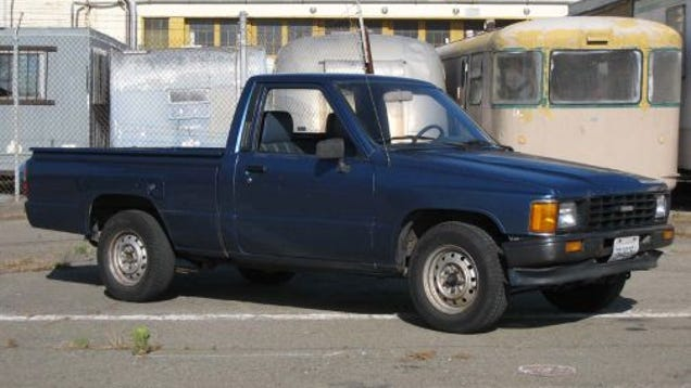 The Most Reliable Motor Vehicle I Know Of  1988 Toyota Pickup