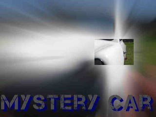 Illustration for article titled Mystery Car