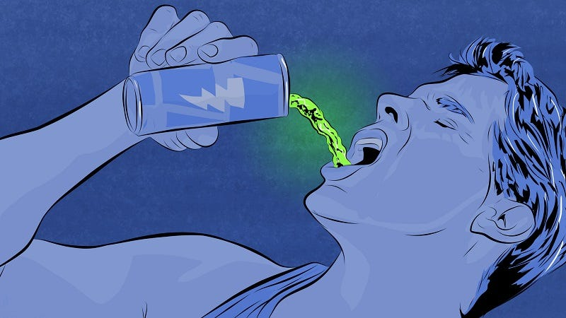 Illustration for article titled Are Energy Drinks Bad for You?