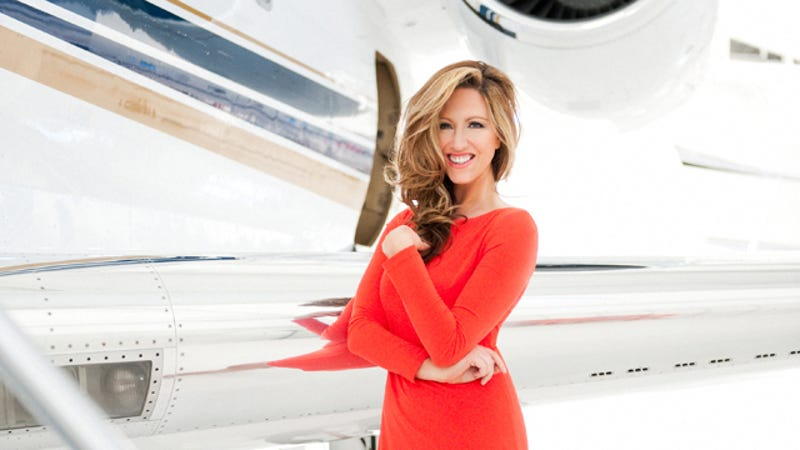 Meet Amelia Rose Earhart, The Woman Who Plans To Fly ...