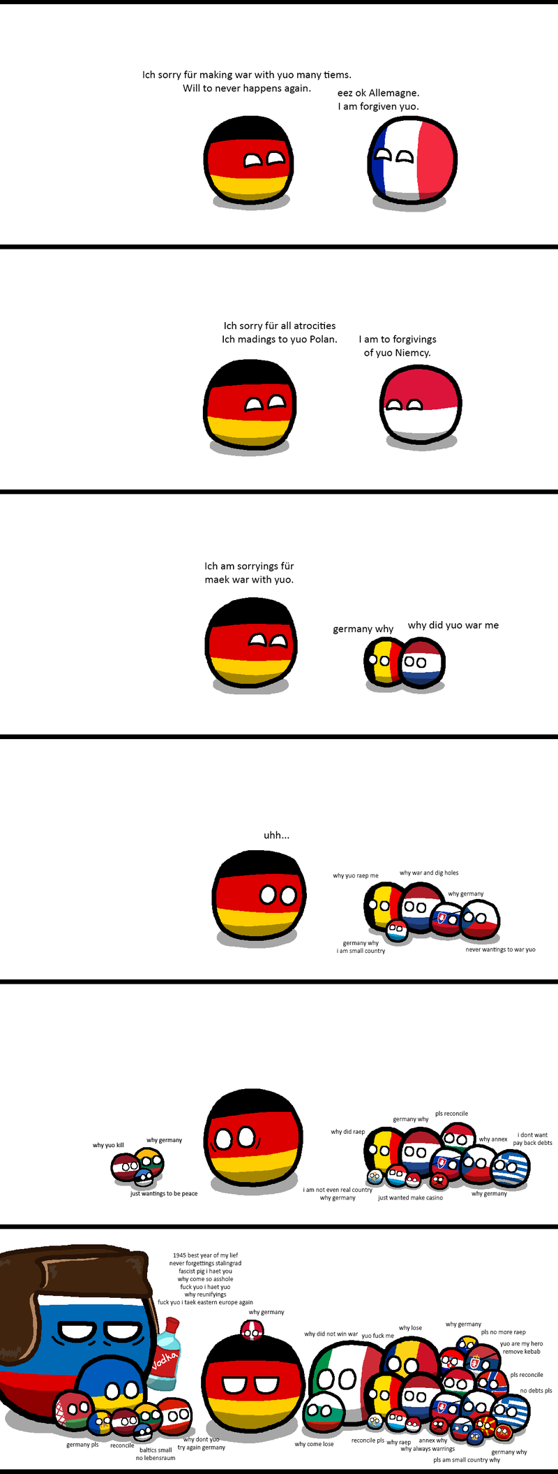 Illustration for article titled Daily Polandball: Saying Sorry