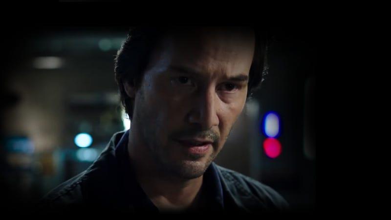 The Keanu Reeves sci-fi film Replicas has a new trailer. Whoa.