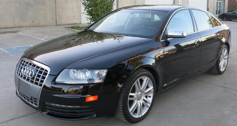 for $15,900, is this 2008 audi s6 an imperfect 10?