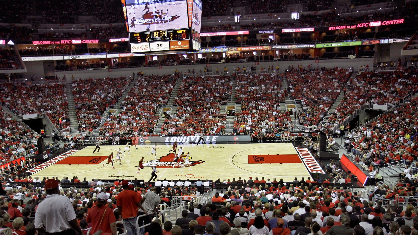 Louisville S Arena Deal Is A Complete Disaster