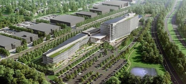"""Are LG's New Headquarters Really a """"Public Shame""""?"""
