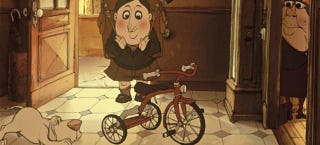 Illustration for article titled This Fantastic Animated Film Will Take You On A Bizarro Tour De France