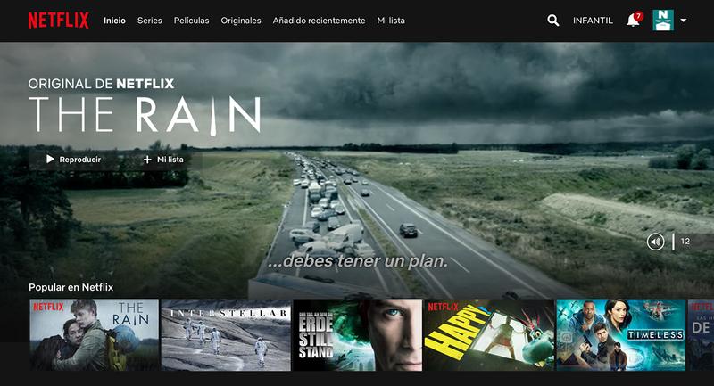 Illustration for article titled Cómo borrar películas o series de tu historial de Netflix