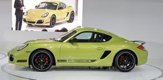 Illustration for article titled Porsche Cayman R