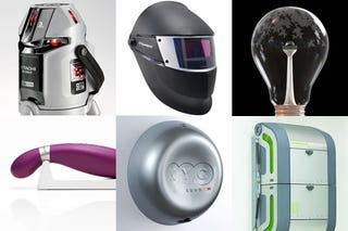 Illustration for article titled The Best, Weirdest, and Most Wonderful Gadget Designs of 2008