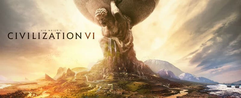 Illustration for article titled Civilization VI Coming Later This Year