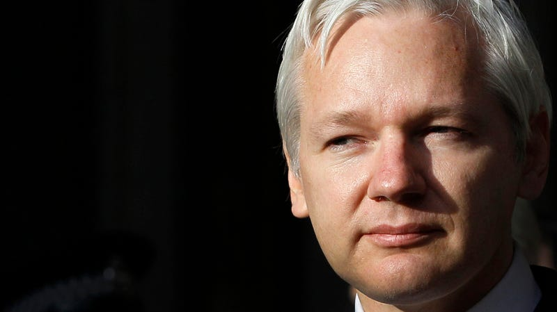 WikiLeaks founder Julian Assange in 2011.
