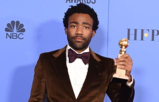 Donald Glover (ROBYN BECK/AFP/Getty Images)