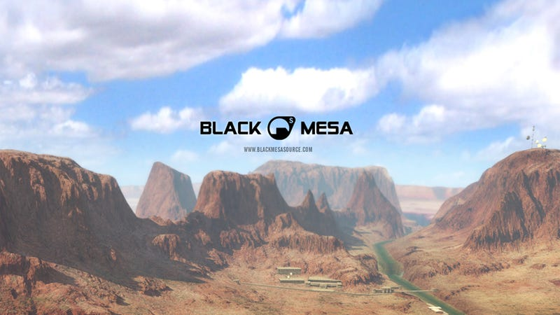 Illustration for article titled New Tease for Black Mesa, the Greatest Half-Life Remake That Never Was