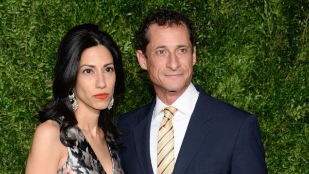 Huma Abedin Is Finally Dropping the Weiner