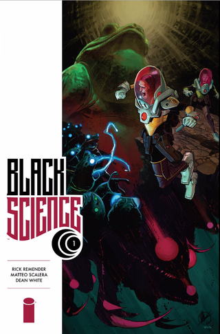 Illustration for article titled Breaking Boundaries and Exploring the Unknown: Black Science from Image Comics