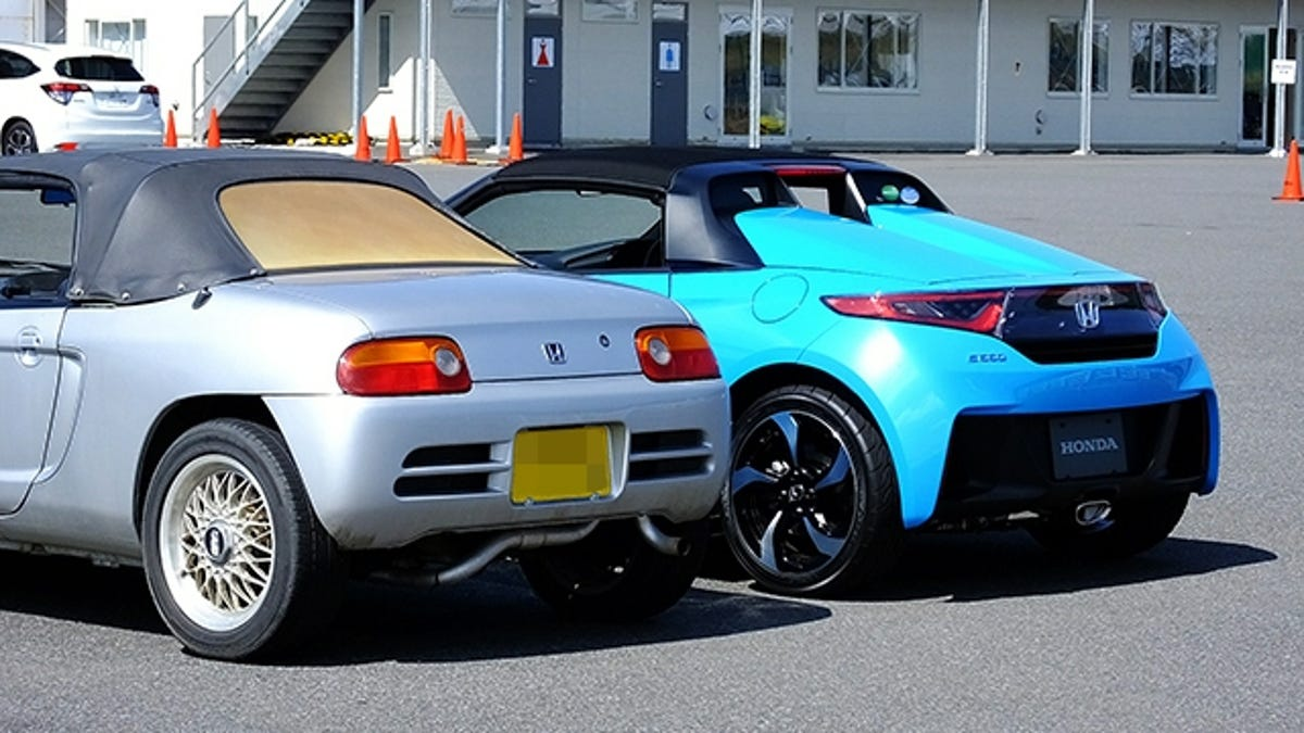 Heres Eight Reasons A Honda Beat Should be Your New Years Resolution