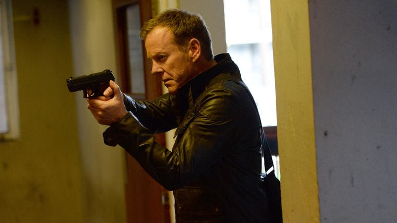 Illustration for article titled Jack Bauer is back—too bad he brought everything else about 24 with him