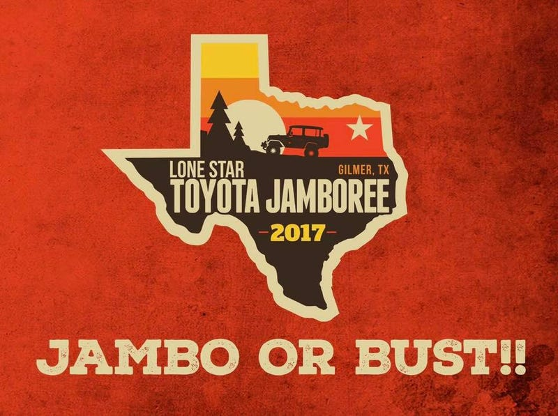 Illustration for article titled The Lone Star Toyota Jamboree 2017