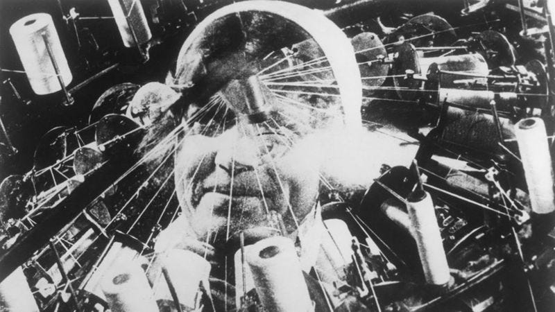 Illustration for article titled Man With A Movie Camera declared the best documentary ever made