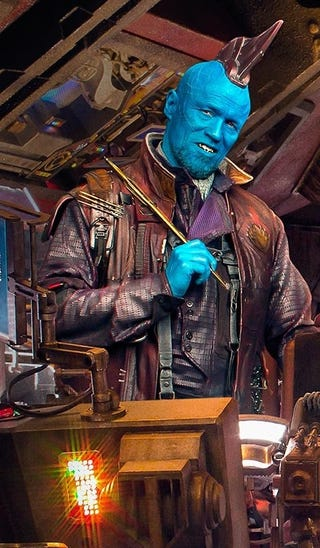 Illustration for article titled Is Yondu Porsche Miami Blue or Mexico Blue?