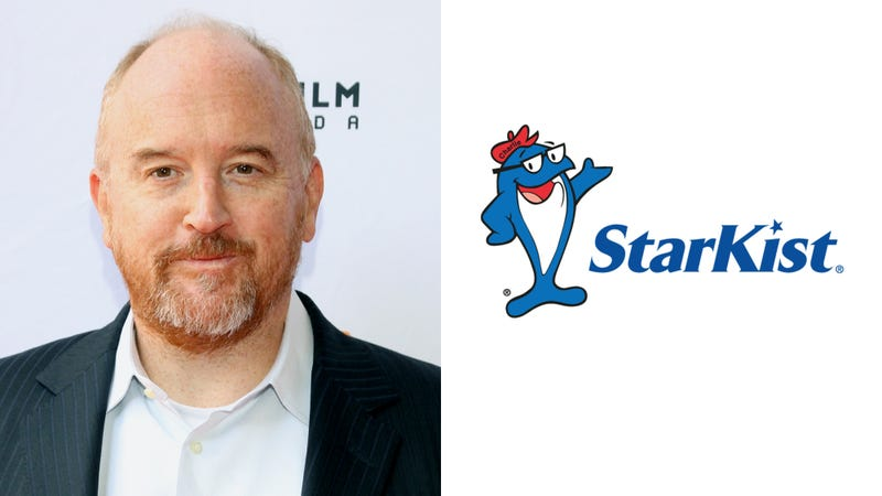 Illustration for article titled Taking A Stand: StarKist Tuna Announced They'll Never Collaborate With Louis C.K. On His Own Line Of Canned Fish