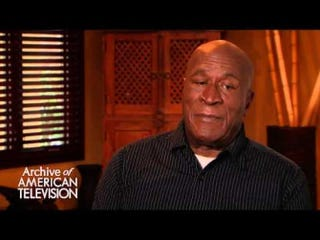 John Amos Says He Was Kicked Off Good Times Because He Didnt Agree