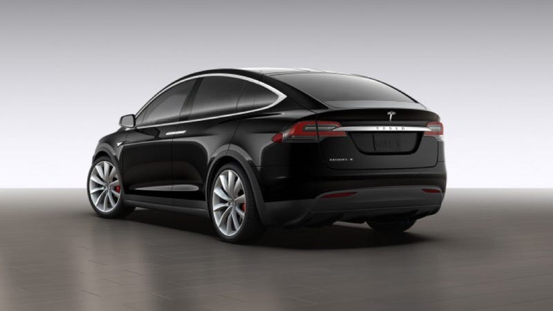 The Tesla Model X Does To Mph In Seconds Costs Over
